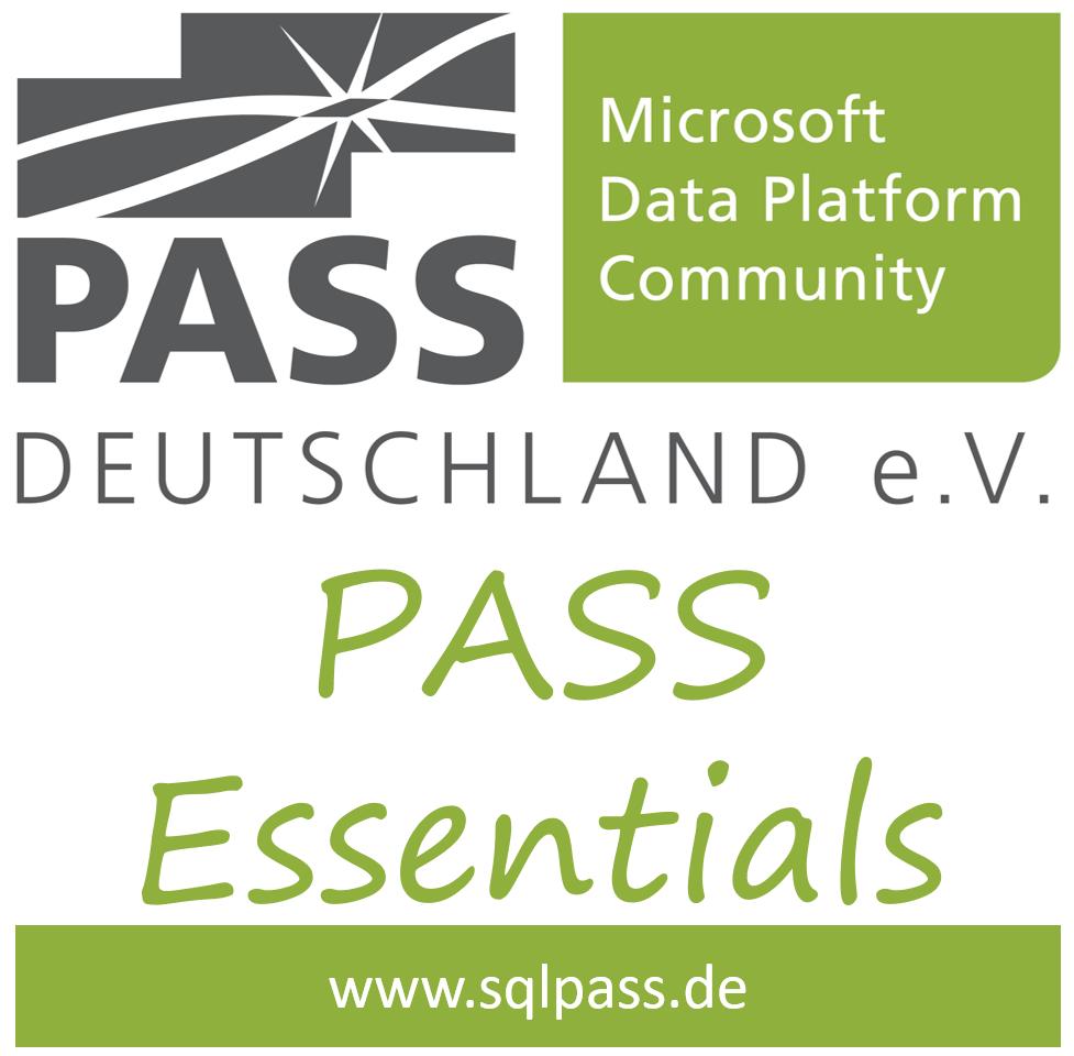 """PASS Essential """"Tipps/Tricks für Datenbankentwickler"""""""
