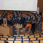 Bilder vom SQL Saturday 230 - Verlosung