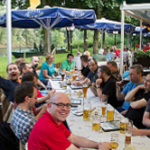 Bilder vom SQL Saturday 230 - Speaker Dinner