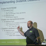 Bilder vom SQL Saturday 230 - Azure & BigData-Track