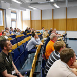 Bilder vom SQL Saturday 230 - DBA-Track
